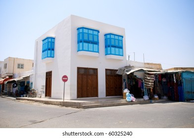 Tunisian house