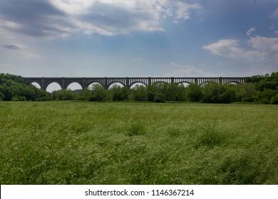 Tunkhannock Creek Viaduct, Nicholson, Pennsylvania, United States of America