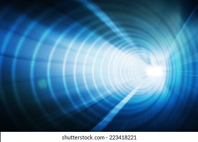 Tunnel -Abstract