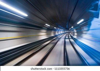 Tunnel in highspeed