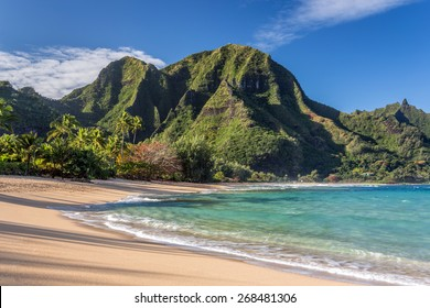 Tunnels beach, Kauai