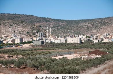 Tur'an village Galilee, Israel