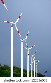 Turbine for produce electricity in Thailand