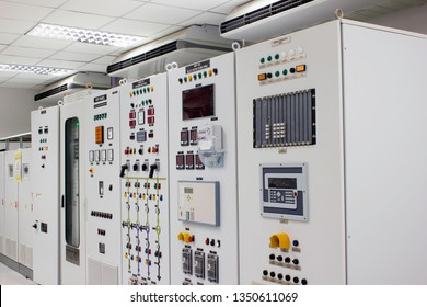 Turbine supervisory , Relay metering , Synchronizing , Automatic voltage regulator , DC starter and On-load tap changer of transformer  panel in power plant