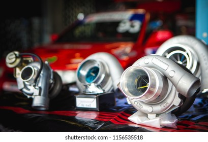 Turbo for racing car