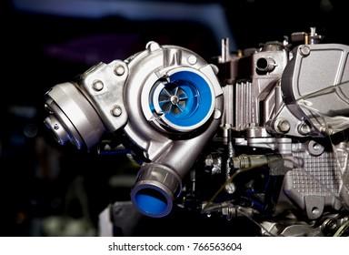 Turbocharger of car