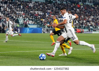 Turin, Italy, 02 October 2018. UEFA Champions League, Juventus vs Young Boys 3-0. Emre Can, Juventus.