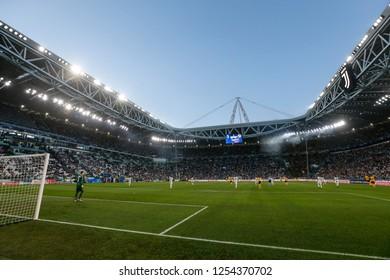 Turin, Italy, 02 October 2018. UEFA Champions League, Juventus vs Young Boys 3-0. Allianz Juventus Stadium.