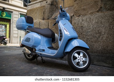 Retro Scooter Images, Stock Photos & Vectors | Shutterstock