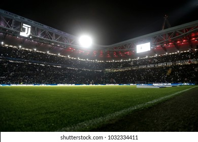 juventus stadium images stock photos vectors shutterstock https www shutterstock com image photo turin italy february 13 2018 uefa 1032334411