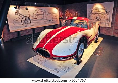 Turin Italy May 14 Model Fiat Stock Photo Edit Now 78054757