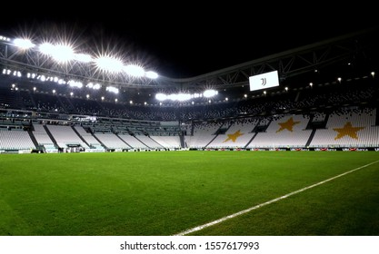 juventus stadium images stock photos vectors shutterstock https www shutterstock com image photo turin italy november 10 2019 general 1557617993