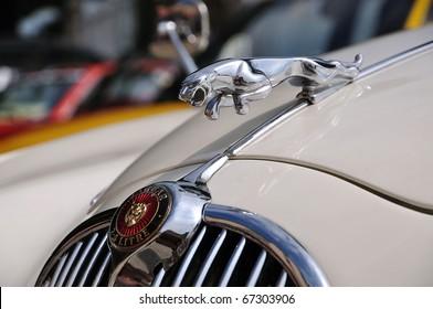 TURIN   JUN 12 : Jaguar Car On Display At TheAuto Show On June 12,