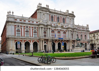 Turin Square Images, Stock Photos & Vectors | Shutterstock