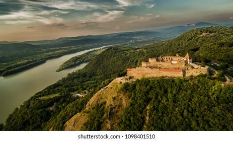 turism fortress landscape