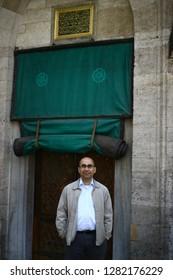 İstanbul, Turkey / Turkey- 6.07.2008: Turkish cinema director Dervis Zaim.