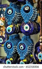 Turkey amulets against the evil eye