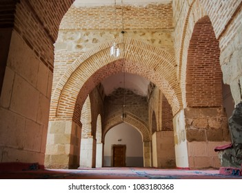 Turkey, Elazig Harput historical grand mosque inside view