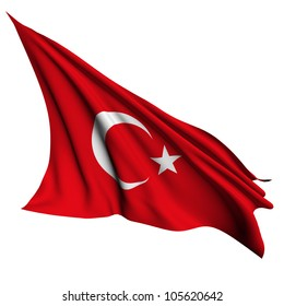 Turkey flag - collection no_4