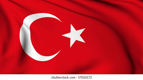 Turkey flag World flags Collection