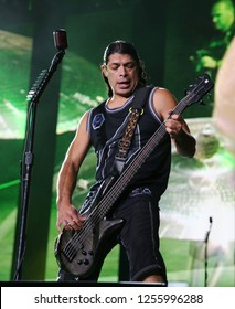 Turkey / Istanbul /07.13.2014/ Metallica concert- İTÜ Stadium