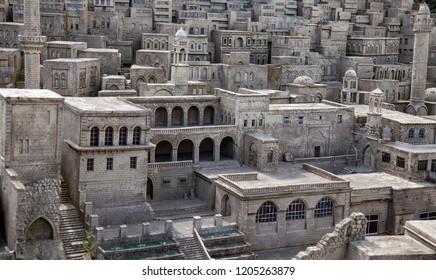 In Turkey Mardin Old City
