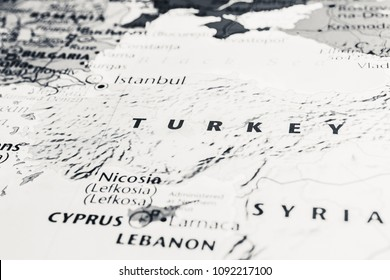 turkey on europe map