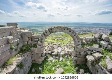Turkey Pergamon ancient city