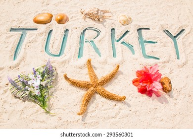 Turkey - word