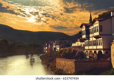 Turkey's most beautiful city amasya