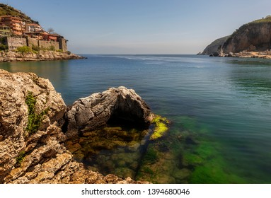 Turkey's very charming fishing town of Amasra