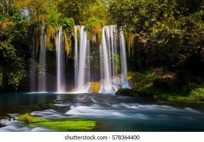 Turkey's waterfalls and rivers
