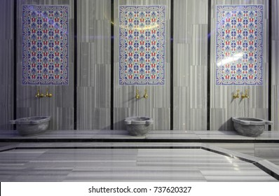 Turkish Bath - Hamam Interior