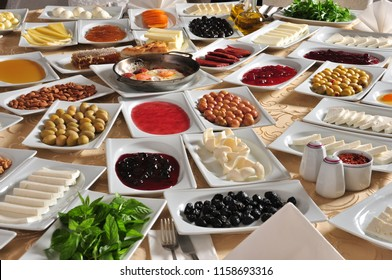 turkish breakfast and brunch