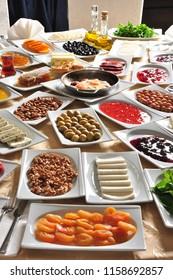 Turkish brunch and Breakfast