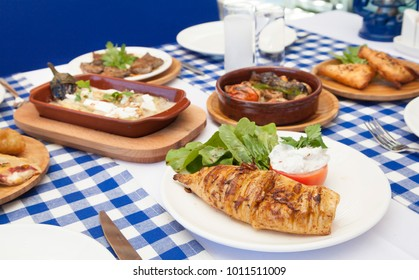 Turkish Calamari Plate