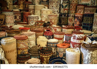 Turkish carpet store
