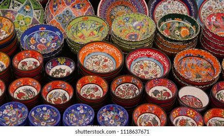 Turkish Ceramics in Fethiye