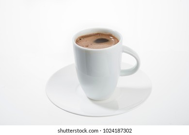 Turkish Coffee Close-up