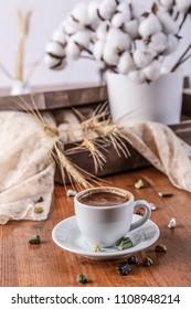 Turkish Coffee Concept