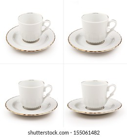 Turkish coffee cup set