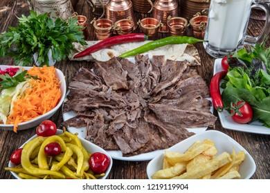 Turkish Cuisine Doner