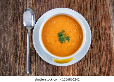 Turkish Cuisine Ezogelin Soup
