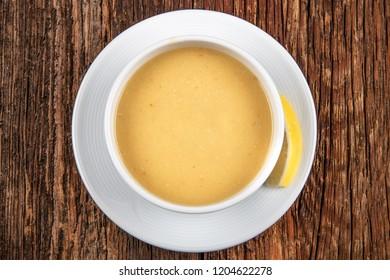 Turkish Cuisine Lentil Soup