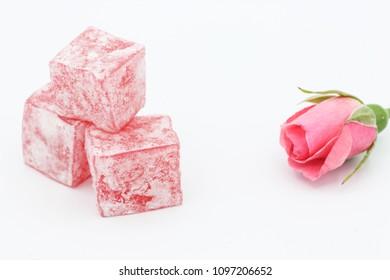 Turkish Delight ,rose