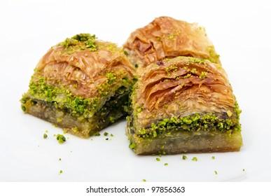 Turkish dessert