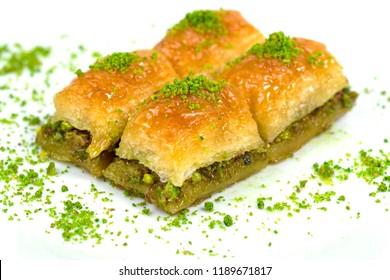 turkish dessert antep baklava