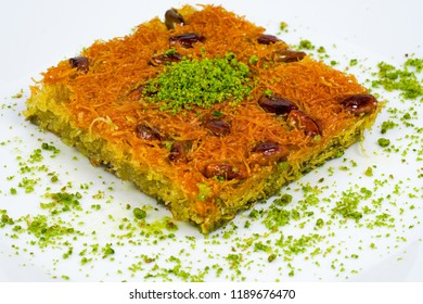 turkish dessert antep kadayif