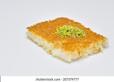 Turkish dessert kadayif