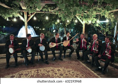Turkish Folk Music Group-Anatolia,Turkey 22-10-2009